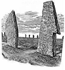 Brodgar Poems